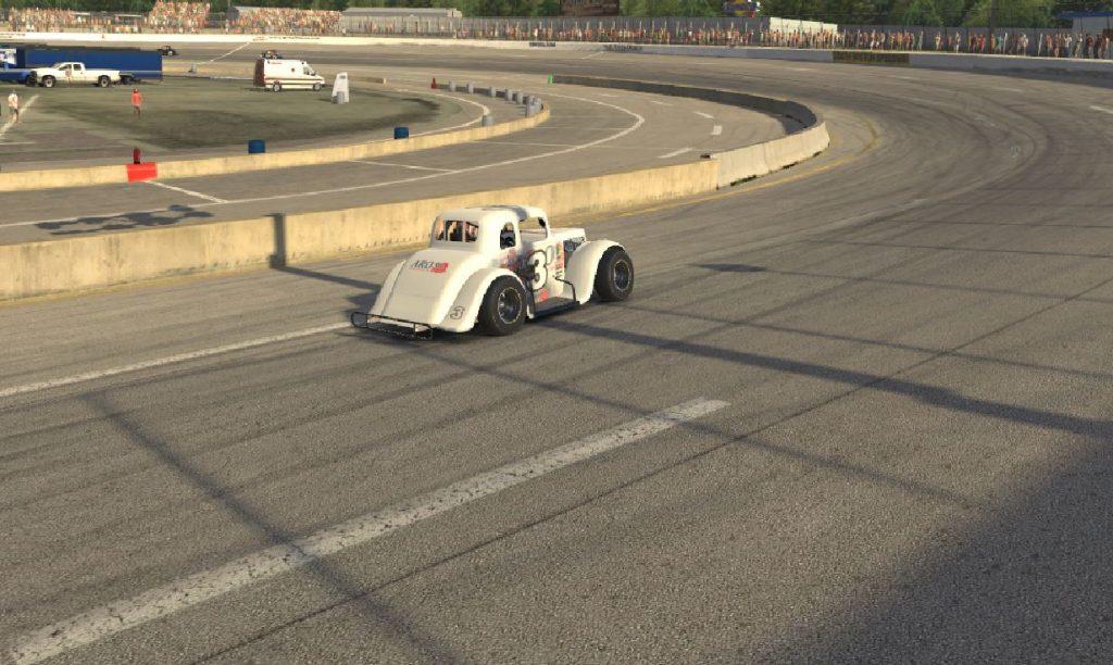 American-Review.Org racecar