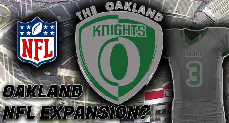 NFL Expansion Team Oakland